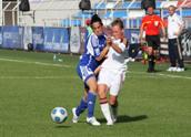 Исторические данные женского футбола