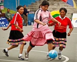 «Нет футбола женского и мужского – есть футбол хороший и плохой!»